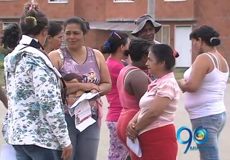 Protestan en Llano Verde por cobro anticipado de impuesto predial