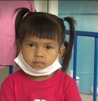 Murió Hellen Restrepo, la niña del trasplante de médula ósea