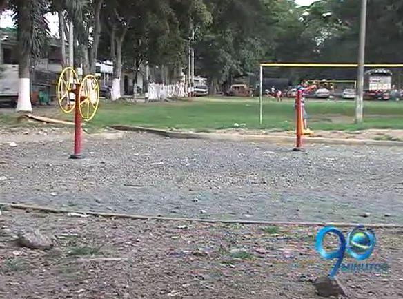 Incomodidad por obras inconclusas en el barrio Alfonso López