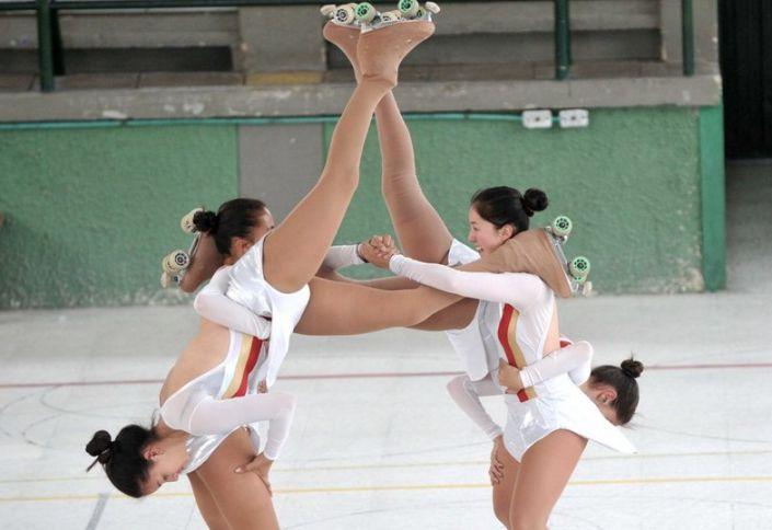 Cali recibirá a la Pre-selección Colombia de patinaje artístico