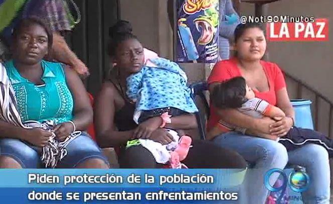 Habitantes de Timba, Cauca, atemorizados por una nueva guerra