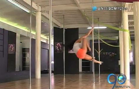 El Pole Sport, una nueva disciplina que cautiva a la juventud