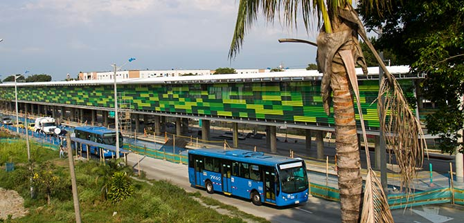 Terminal Calipso comenzará con cinco rutas del Mío