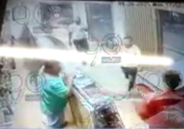 Video: Hombres robaron granero en Florida, Valle