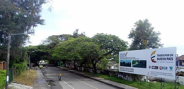 Esta semana iniciará la construcción de la avenida Santa Ana en Cartago