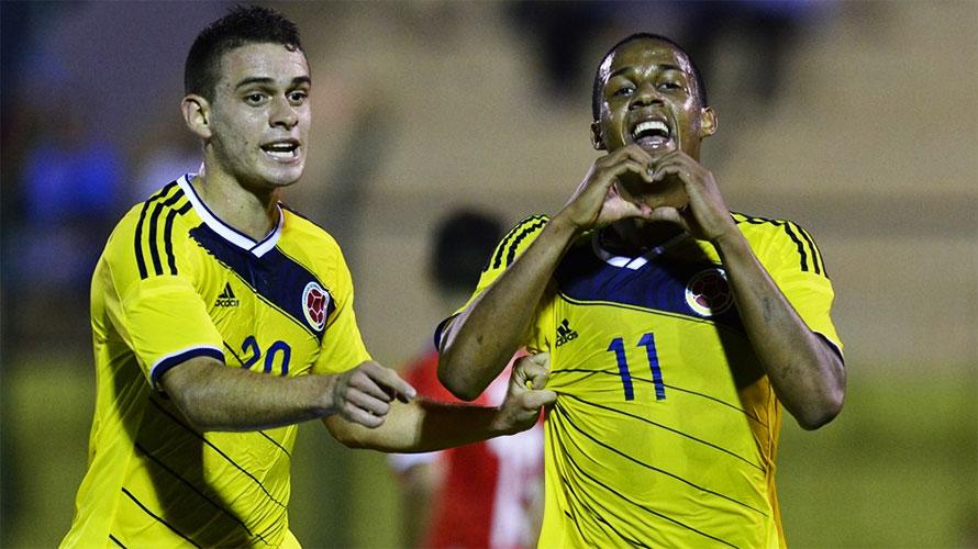 La selección Colombia sub20 continúa con su ciclo de preparación