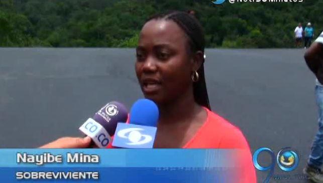 Habitantes de Bendiciones, en zona rural de Buenaventura, recibirán sus viviendas