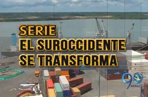 La economía del suroccidente colombiano se transforma