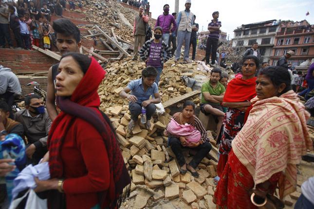 Dos colombianas entre las víctimas de fatal sismo en Nepal