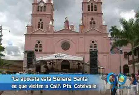 Durante Semana Santa se esperan 700 mil turistas en el Valle