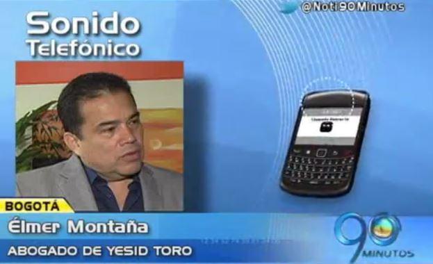 Abogado de Yesid Toro habla sobre implicaciones legales de su defendido