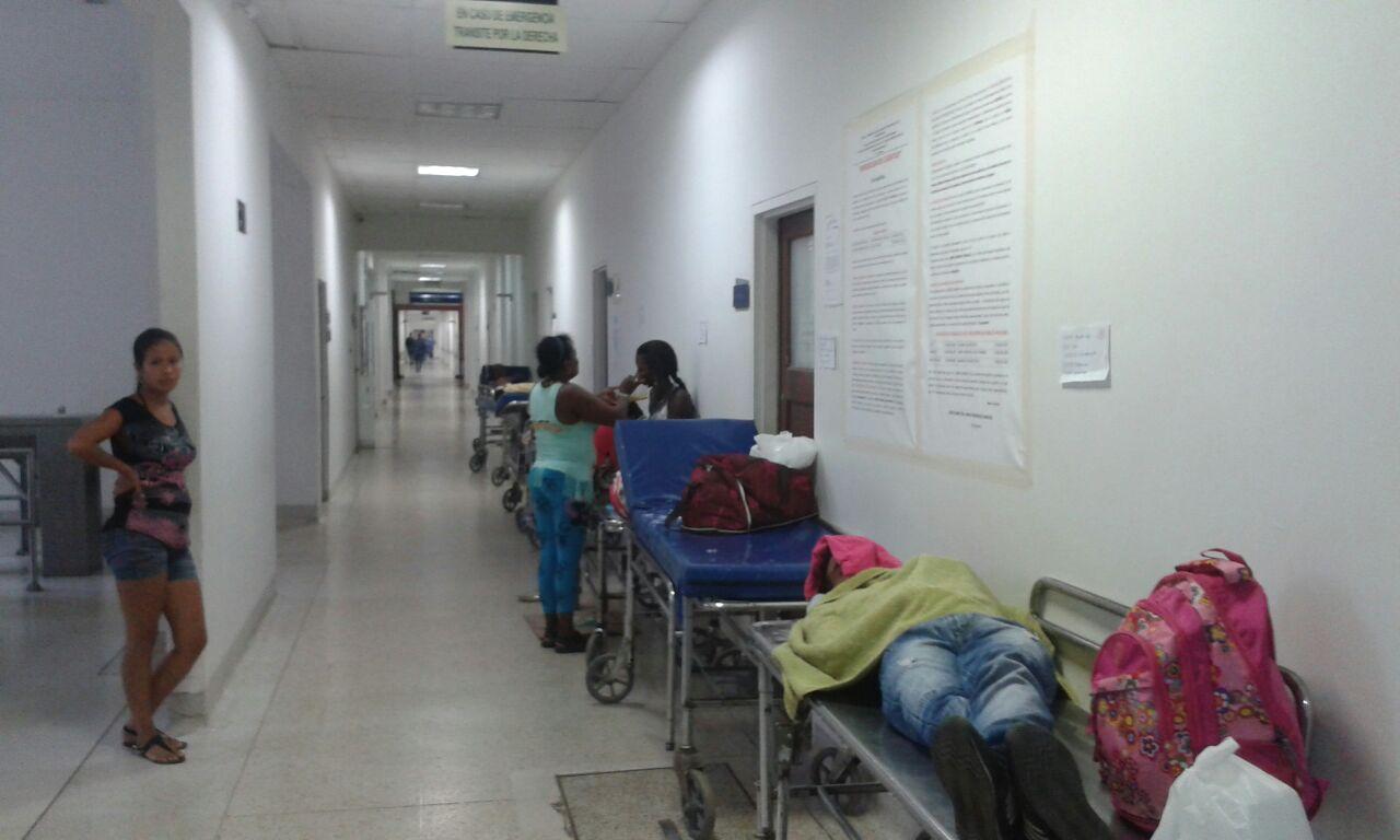 Denuncian hacinamiento en el Hospital Universitario del Valle