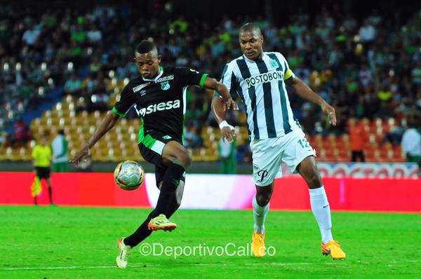 Deportivo Cali consiguió un valioso empate frente a Nacional en Medellín