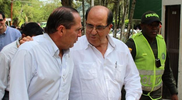 Alberto Hadad se posesionó como secretario de Tránsito