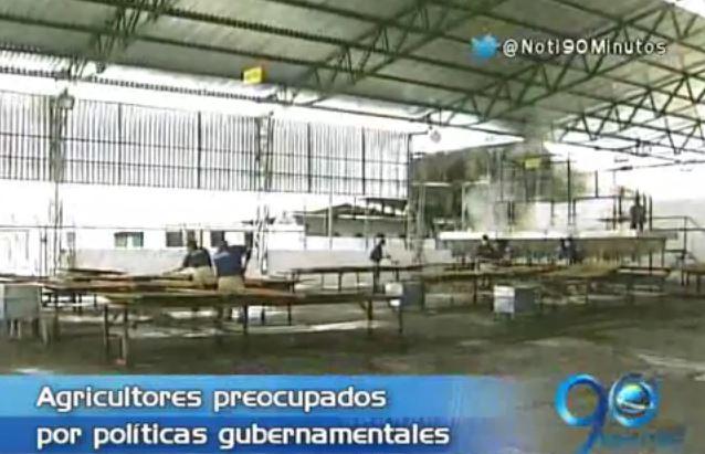 Sector agricola lanzó duras críticas al Gobierno por desmonte de ayudas
