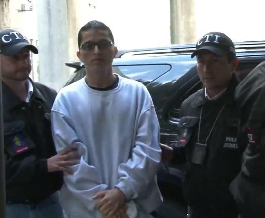 Fue deportado desde Estados Unidos alias 'El Cabezón'