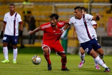 América de Cali logró un empate frente al Atlético Bucaramanga