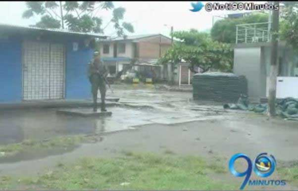 Autoridades en Tumaco están en máxima alerta ante ola de atentados