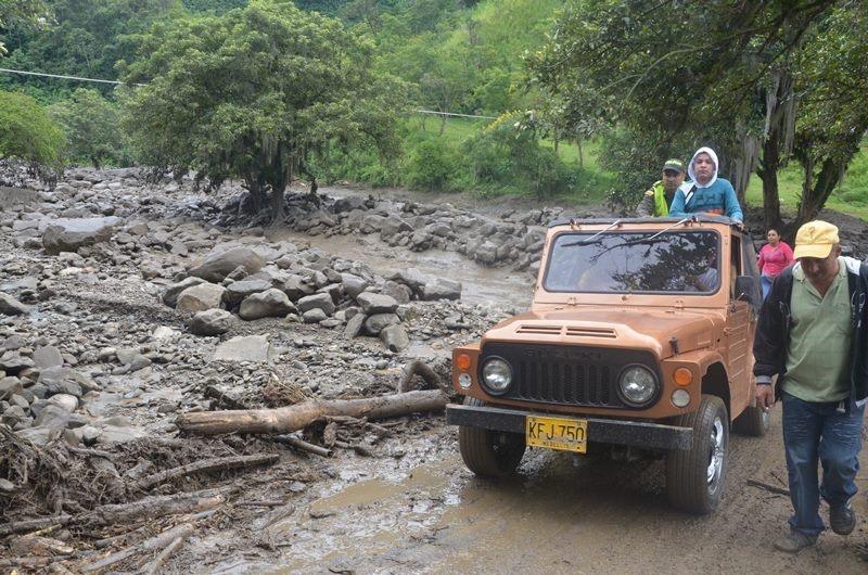 Más de 60 muertos deja avalancha en Salgar, Antioquia