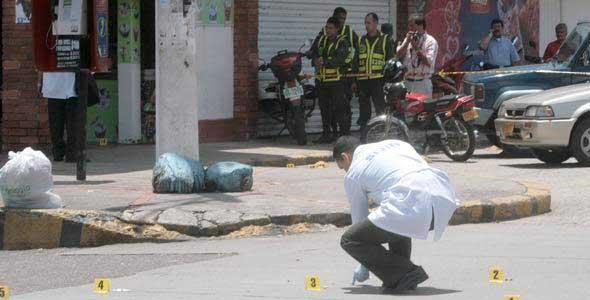 Balacera en el barrio Atanasio Girardot dejó una mujer muerta