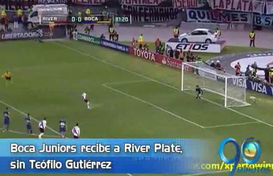 Boca recibe a River en el clásico de la Copa Libertadores 2015