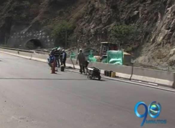 Alarma por disminución de recursos para obras de la vía Buga-Buenaventura
