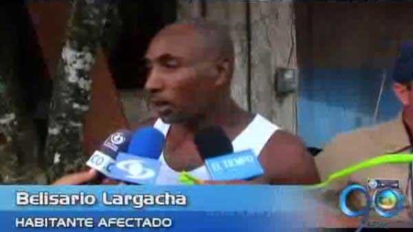 Fenómeno 'Mar de Fondo' causa estragos en Juradó, Chocó