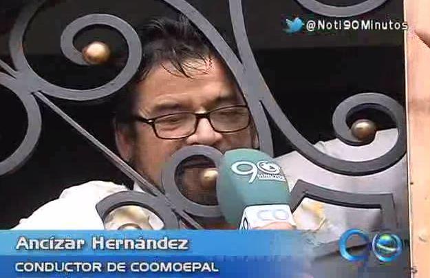 Conductores de la Coomoepal completan 14 días en la Catedral
