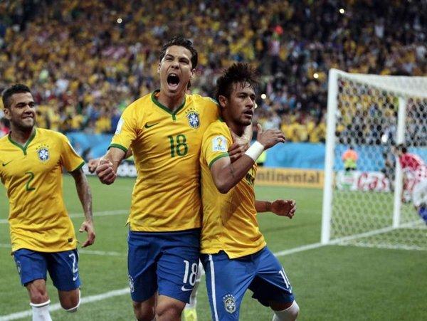 Brasil se queda sin una de sus estrellas para la Copa América