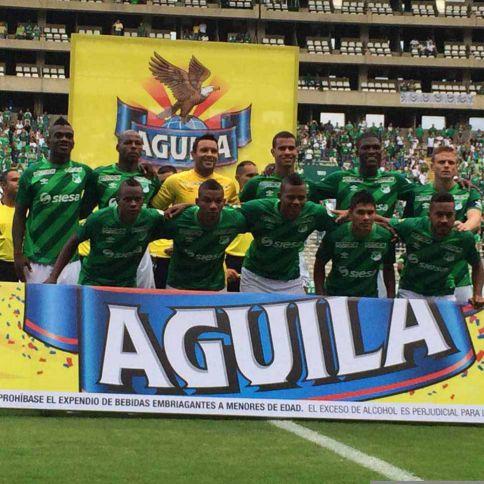 Con goleada, el Deportivo Cali aseguró su clasificación en Palmaseca