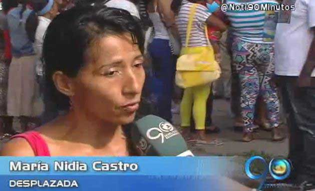 Desplazados denuncian cobro de tramitadores en la UAO