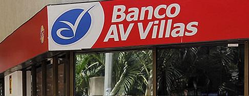Hombres asaltaron un banco AV Villas en el norte de Cali