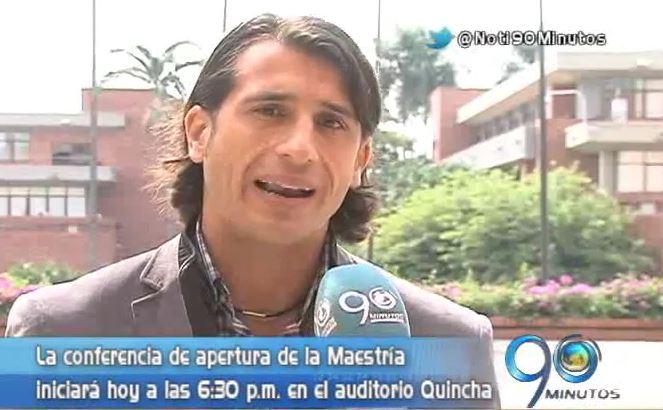 Experto español es invitado a la apertura de Maestría en Comunicación de la UAO