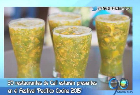 Cali se prepara para el Festival Pacífico Cocina 2015