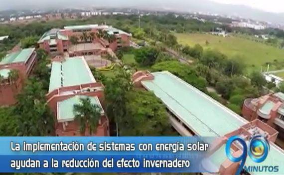 El Valle del Cauca pionera en el uso de páneles solares en Colombia
