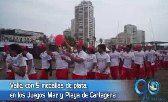 La información de los Juegos Mar y Playa de Cartagena