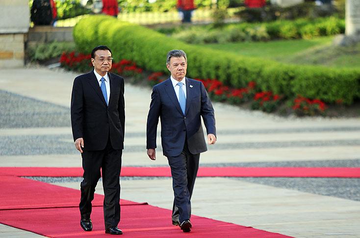 China apoyará proyectos que se ejecutarán en Buenaventura