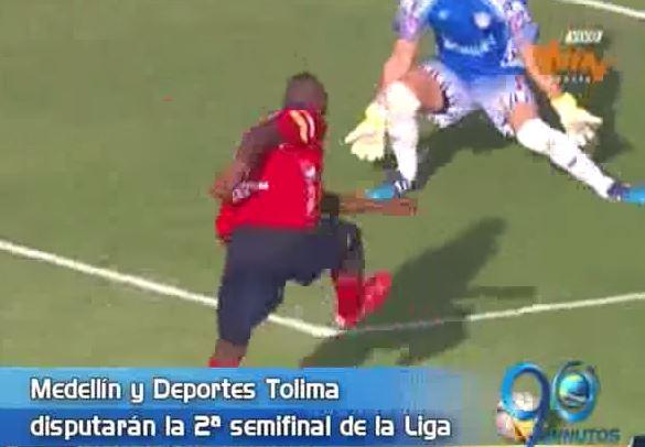 Medellín y Tolima definirán el otro finalista del semestre en la Liga Águila