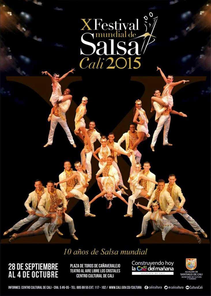 Amplían plazo para la inscripción al Festival Mundial de Salsa