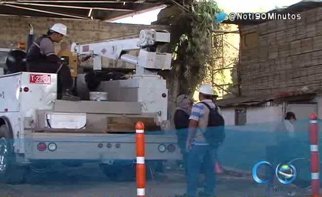 Habitantes del puente de Juanchito reclaman pronta reubicación