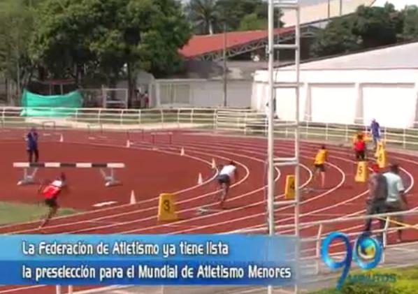 Colombia preseleccionó 26 jóvenes para el Mundial de Atletismo en Cali