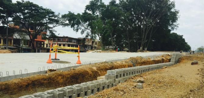 Puentes de entrada y salida de la ciudad estarán listos a final de año