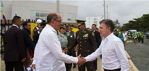 Santos anunció nuevo ingreso de guardas de tránsito