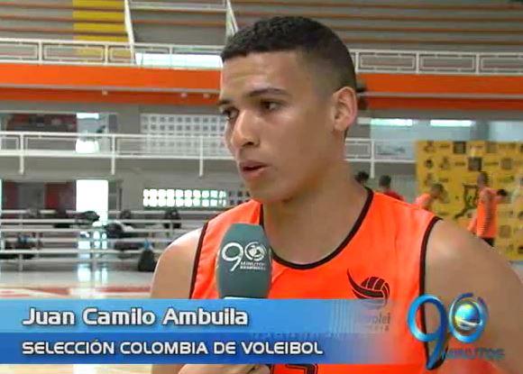 Selección Colombia de Voleibol Masculino buscará un cupo al Mundial