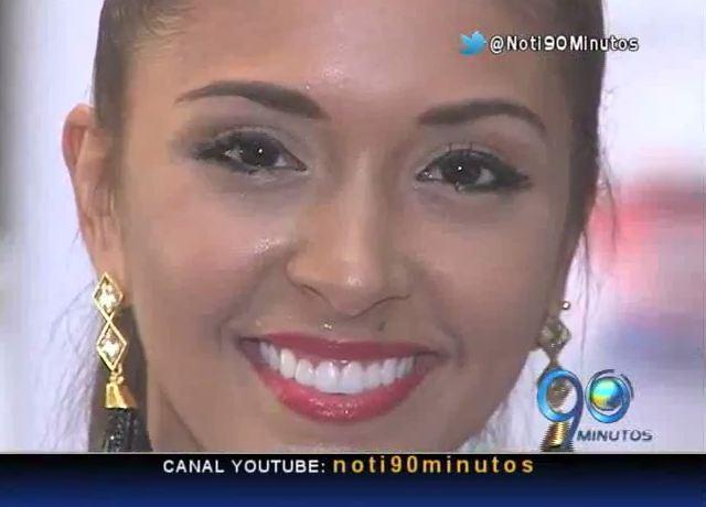 Candidata de Obando tiene la mejor sonrisa en Señorita Valle