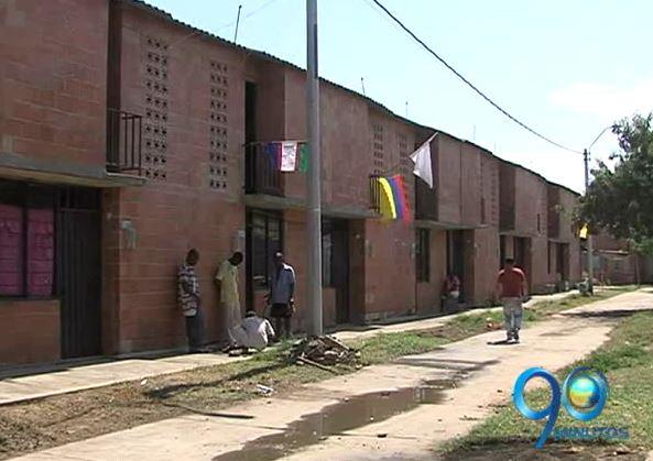 28 familias inscritas para la entrega de casas en Barrio Taller