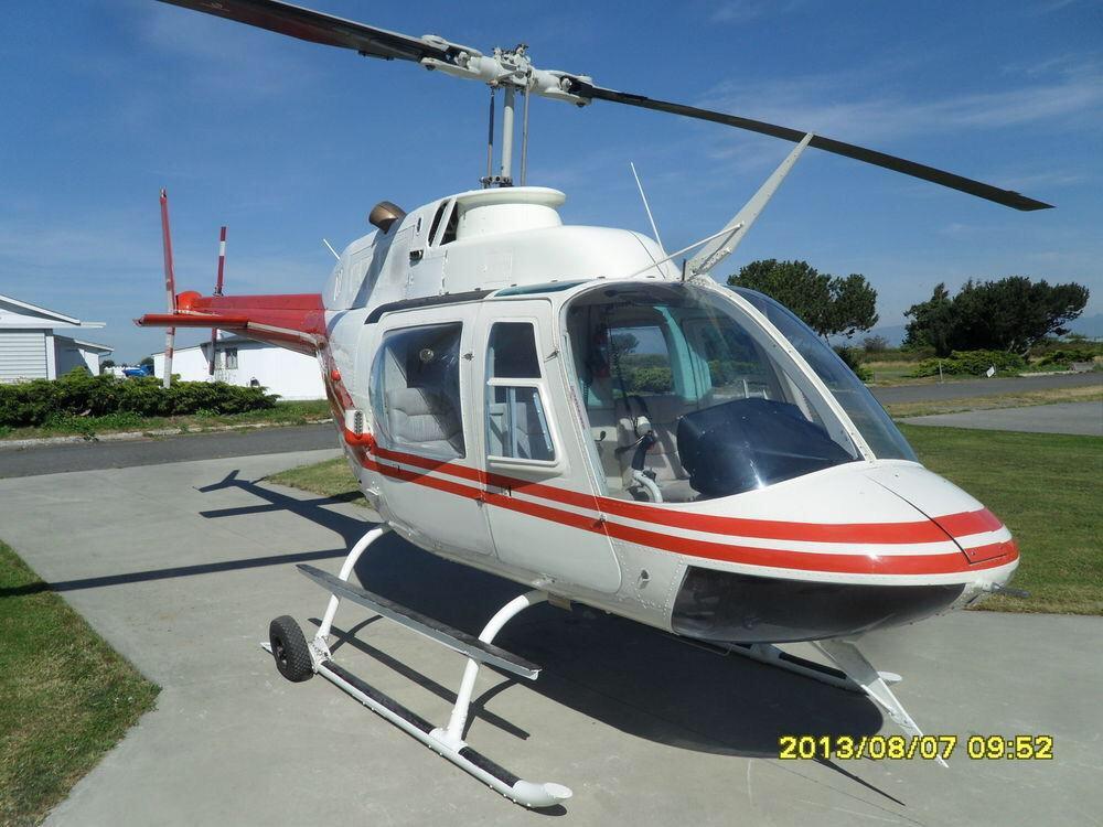 Continúa búsqueda de helicóptero robado el fin de semana