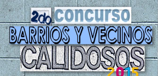 'Barrios y Vecinos Calidosos 2015', buscan fomentar paz en la ciudad