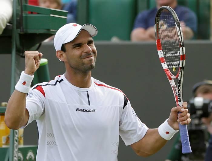 Alejandro Falla avanzó en la ronda clasificatoria de Wimbledon