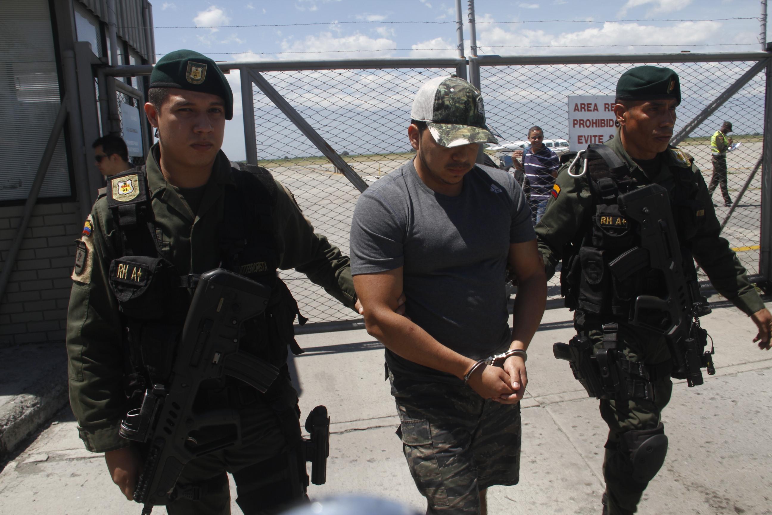 Cayó alias Yepes, uno de los más buscados por la Policía en Colombia